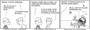 Stallman en España
